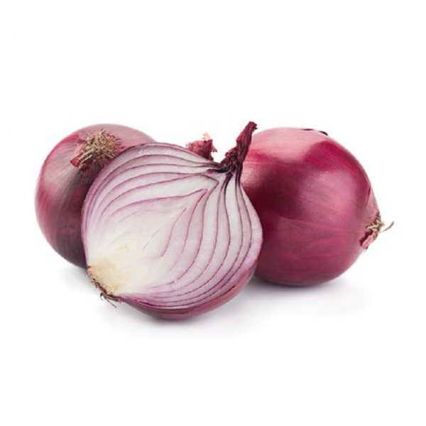 Indian Onion / Bombay Onion / Red Onion 2kg (bag)