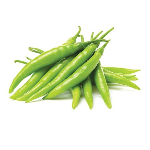 Green Chillies  200g