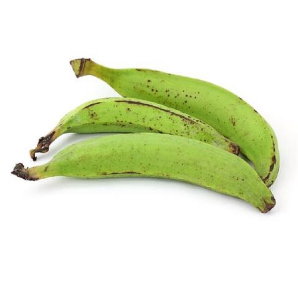 Green Plantains  (Approx 1kg)